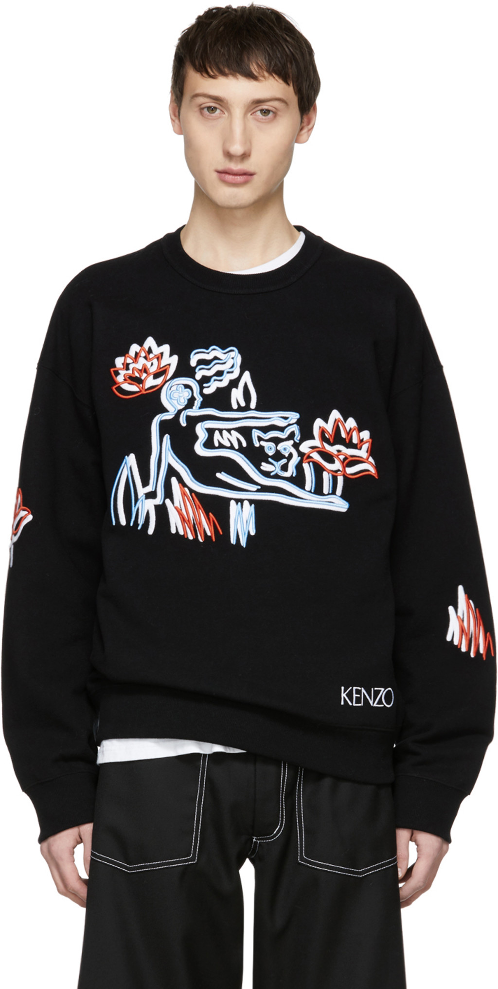 b61f4fd2189a Kenzo sweaters for Men
