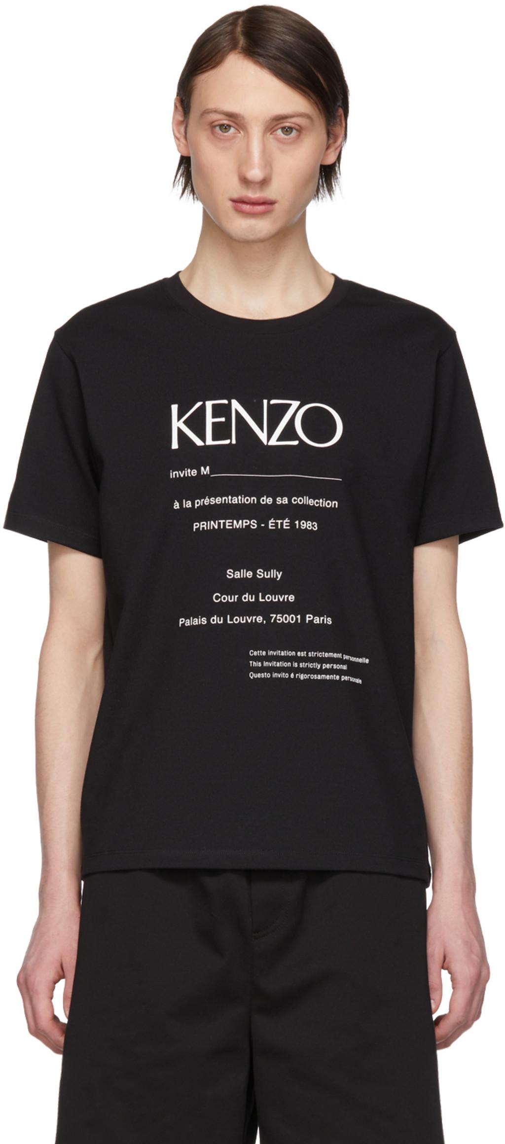 831c2620b4 Black Vintage Classic Fit T-Shirt