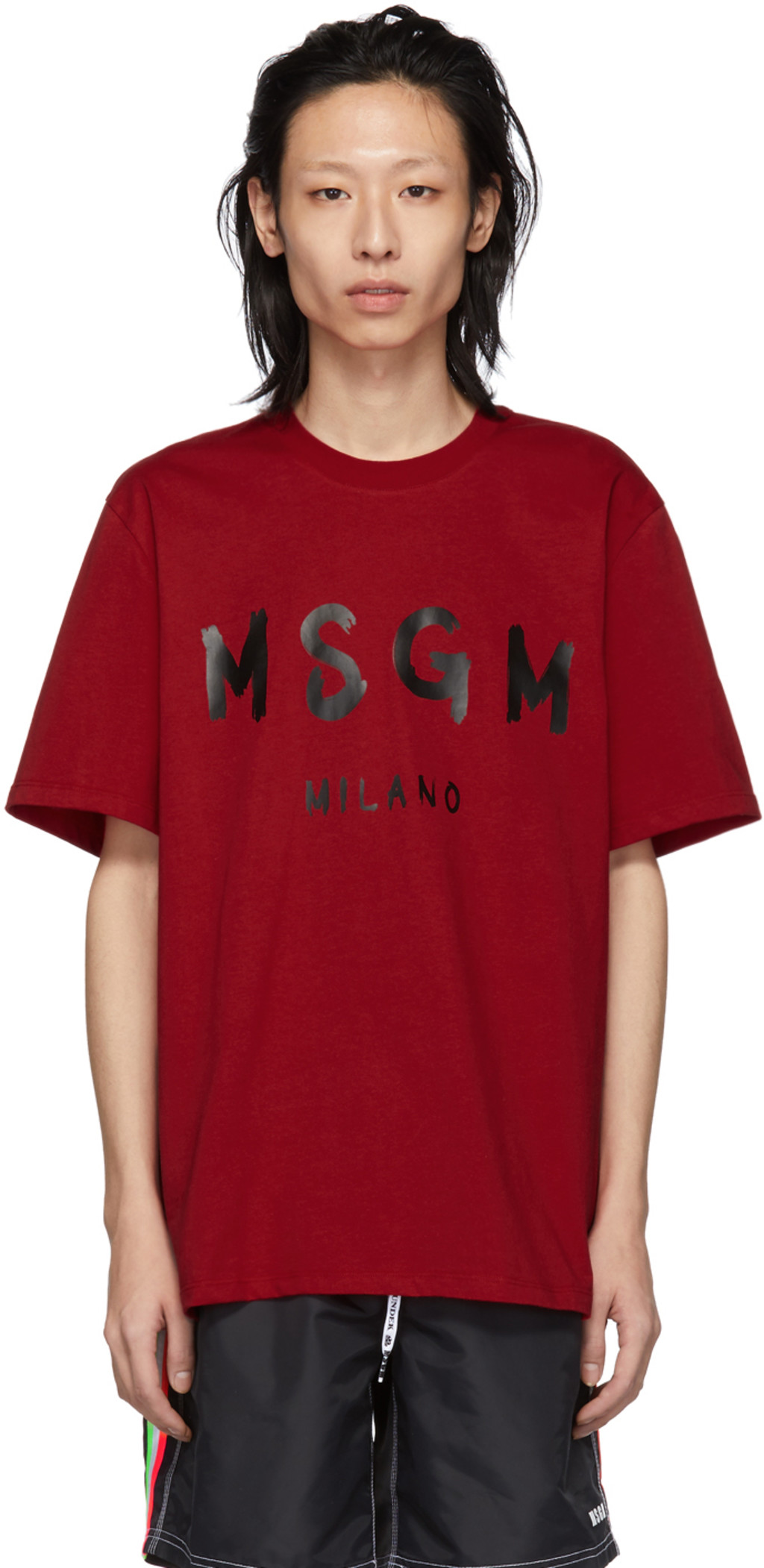 2752db3d6 Msgm for Men SS19 Collection | SSENSE