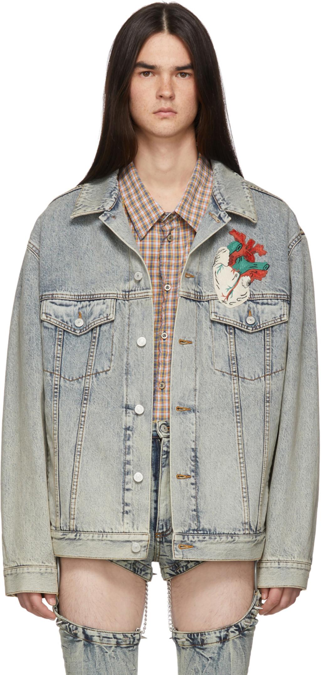 13957a009 Gucci jackets & coats for Men | SSENSE