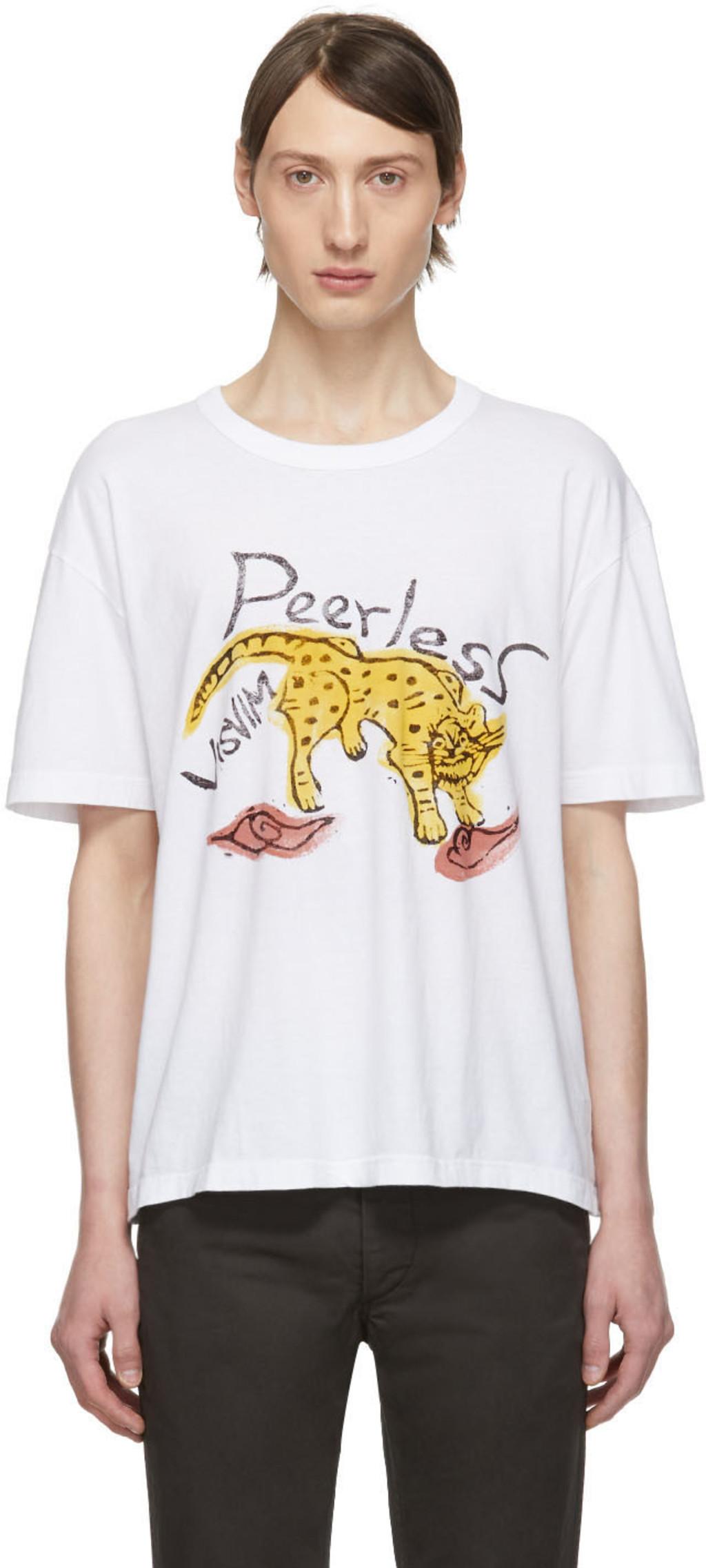 922ca38808 White Peerless Jumbo T-Shirt