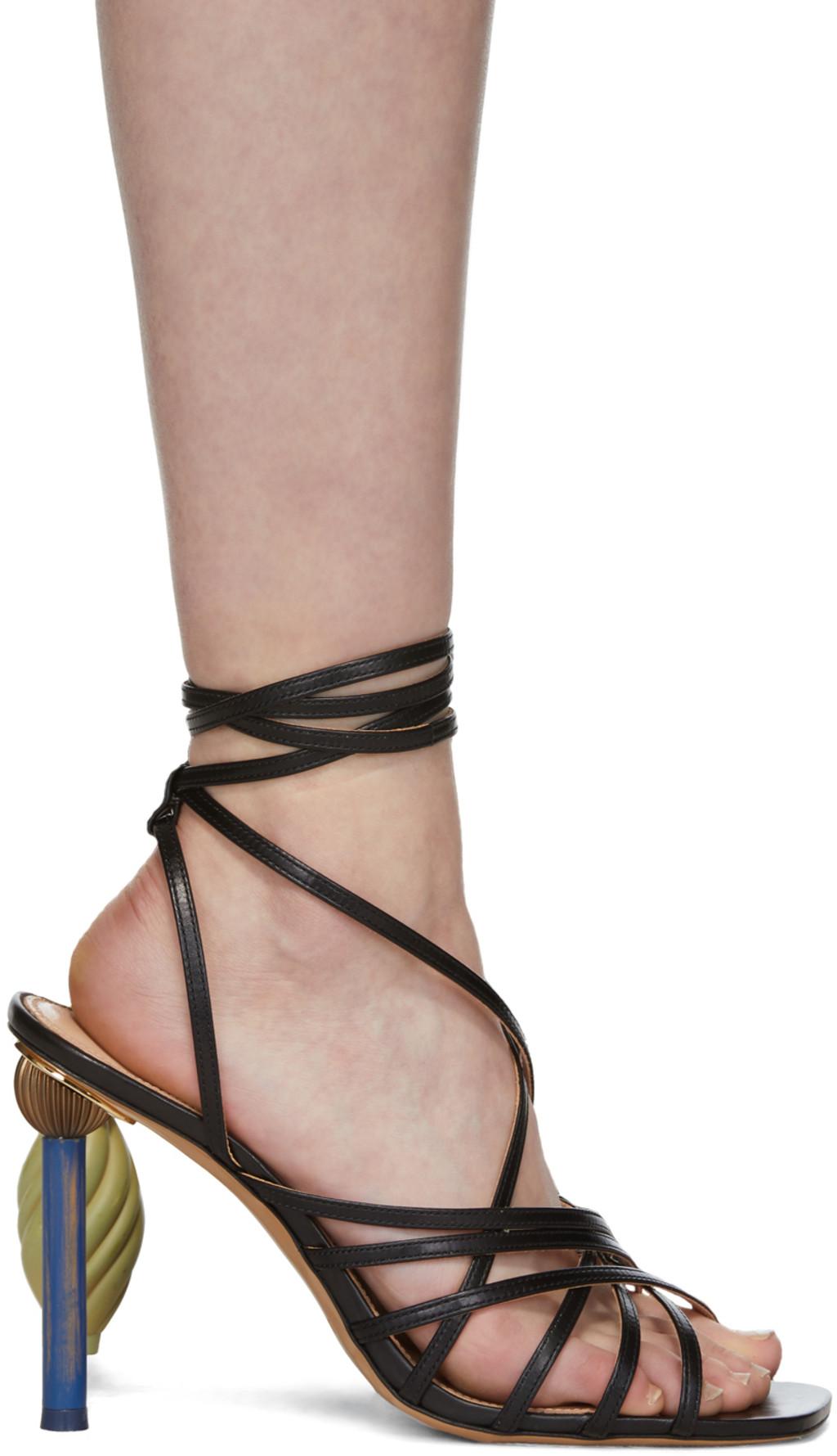 310a1fe437 Designer sandals for Women   SSENSE