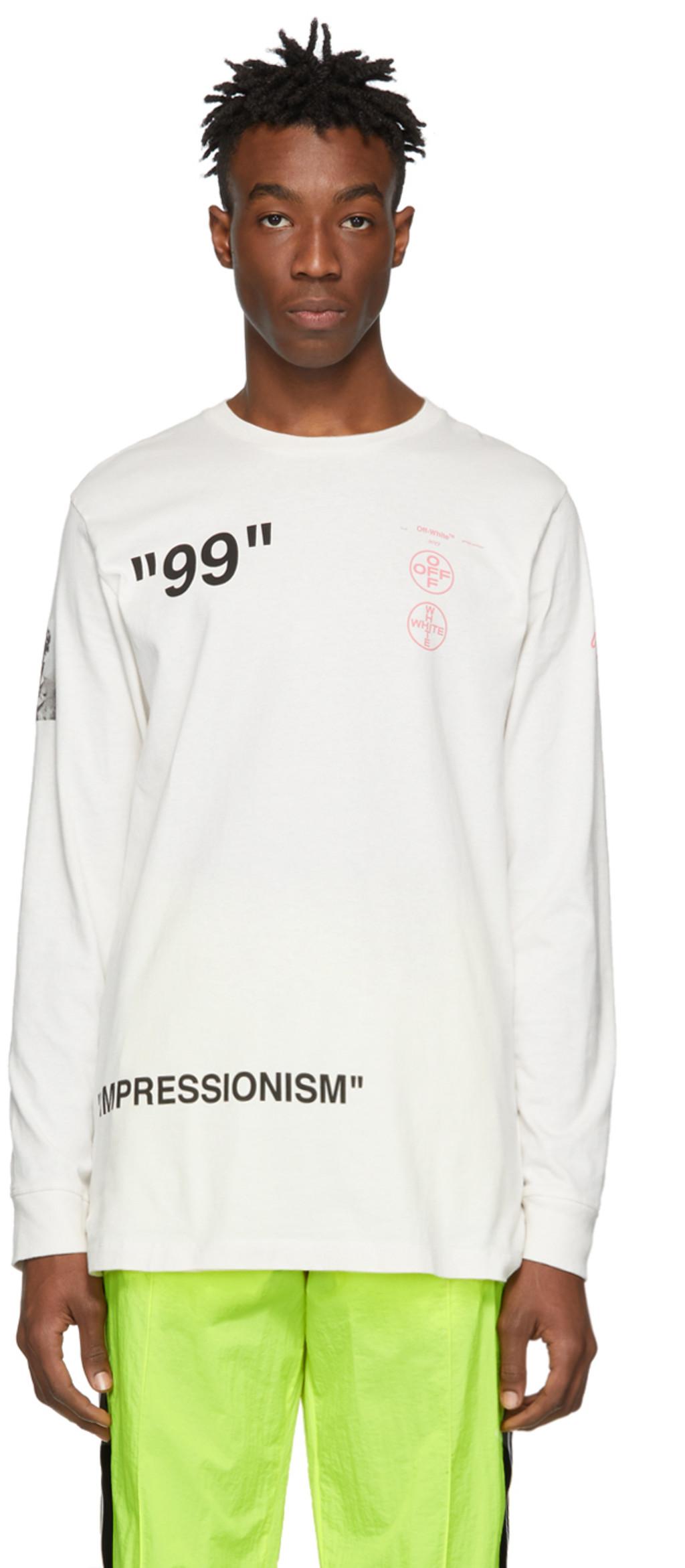 Off-white t-shirts for Men  76c3c40367e