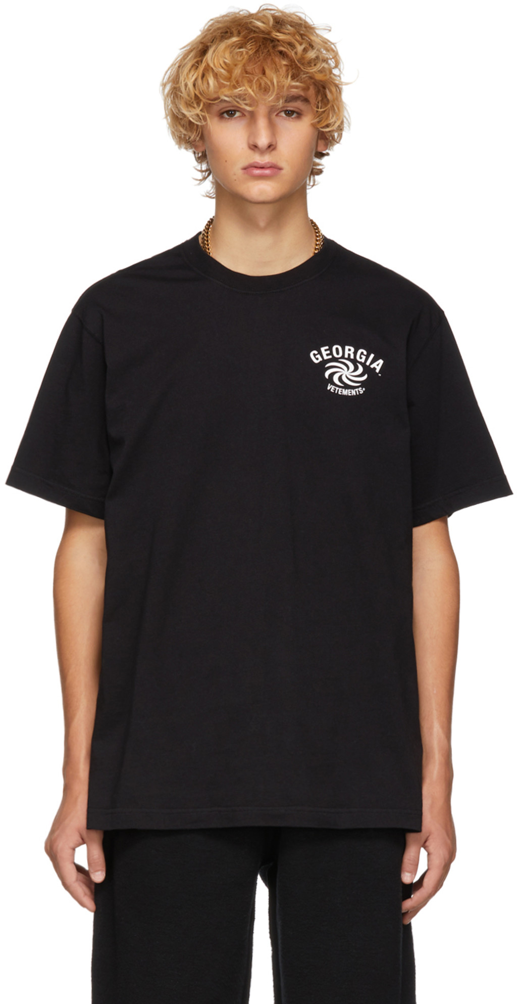 c7c59fdb Vetements t-shirts for Men   SSENSE