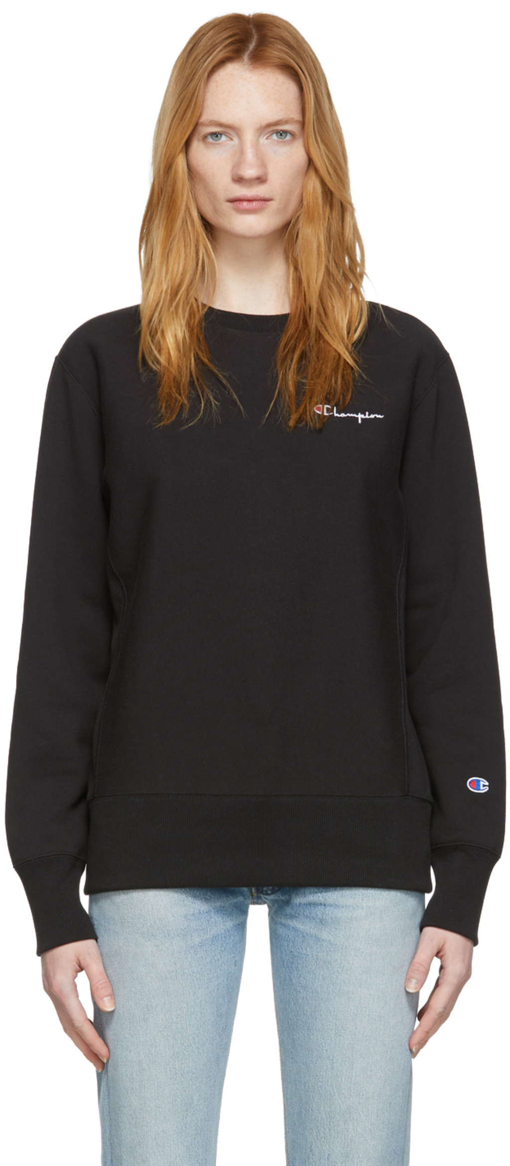 2c2962d393 Champion Reverse Weave for Women SS19 Collection | SSENSE Canada