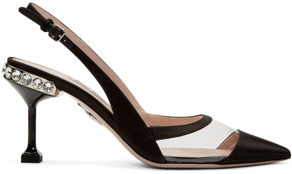 b08f133852d2 Miu Miu shoes for Women | SSENSE