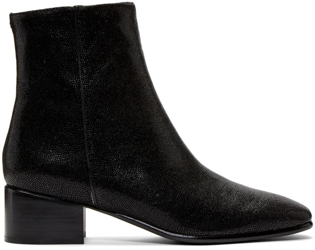 d40b7283779 Black Aslen Mid Boots
