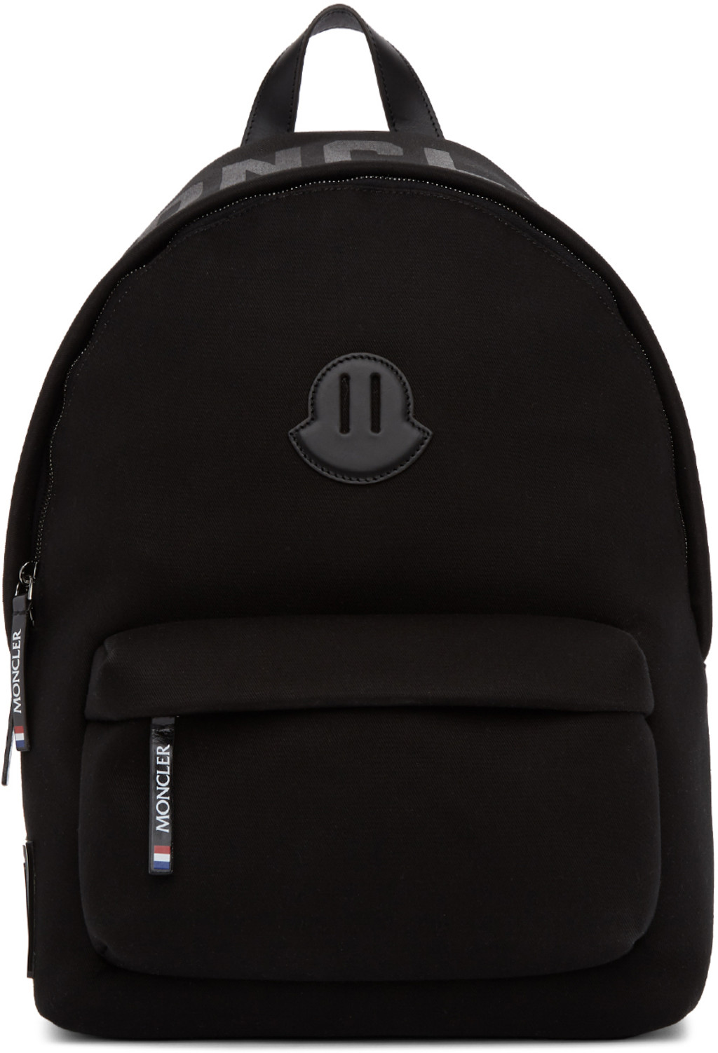 f0407b2631 Black Pierrick Backpack