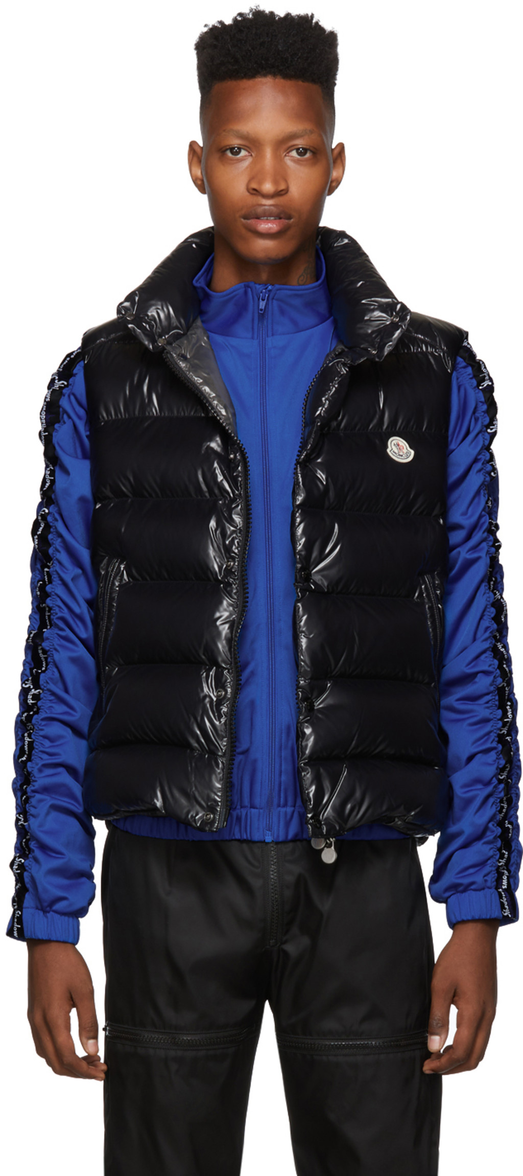 8dc4e67ea Black Down Tib Vest
