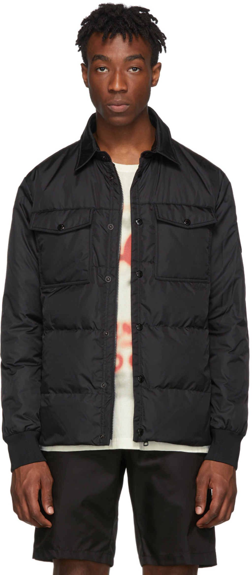 c59be66f8 Black Down Gruss Jacket