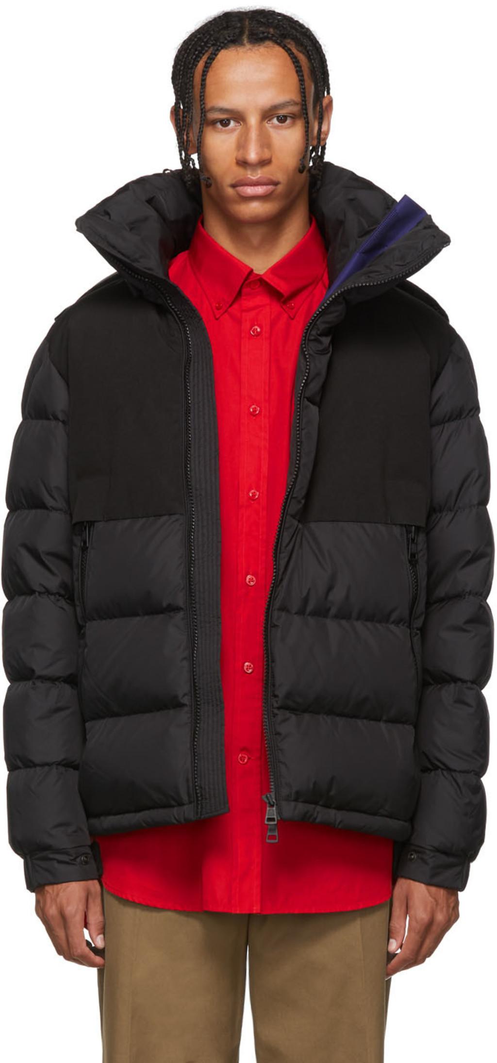 dd802b404 Black Down Laveda Jacket