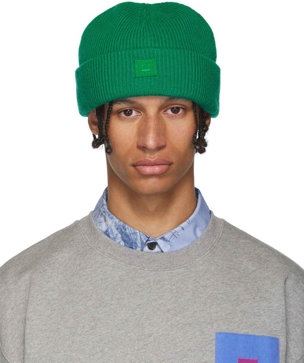 d6da8996 Acne Studios hats for Men | SSENSE UK