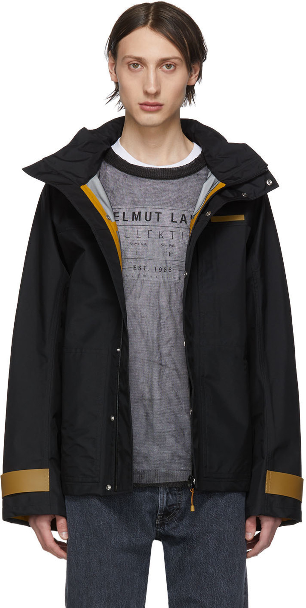 d7dd7854f Helmut Lang for Men SS19 Collection | SSENSE