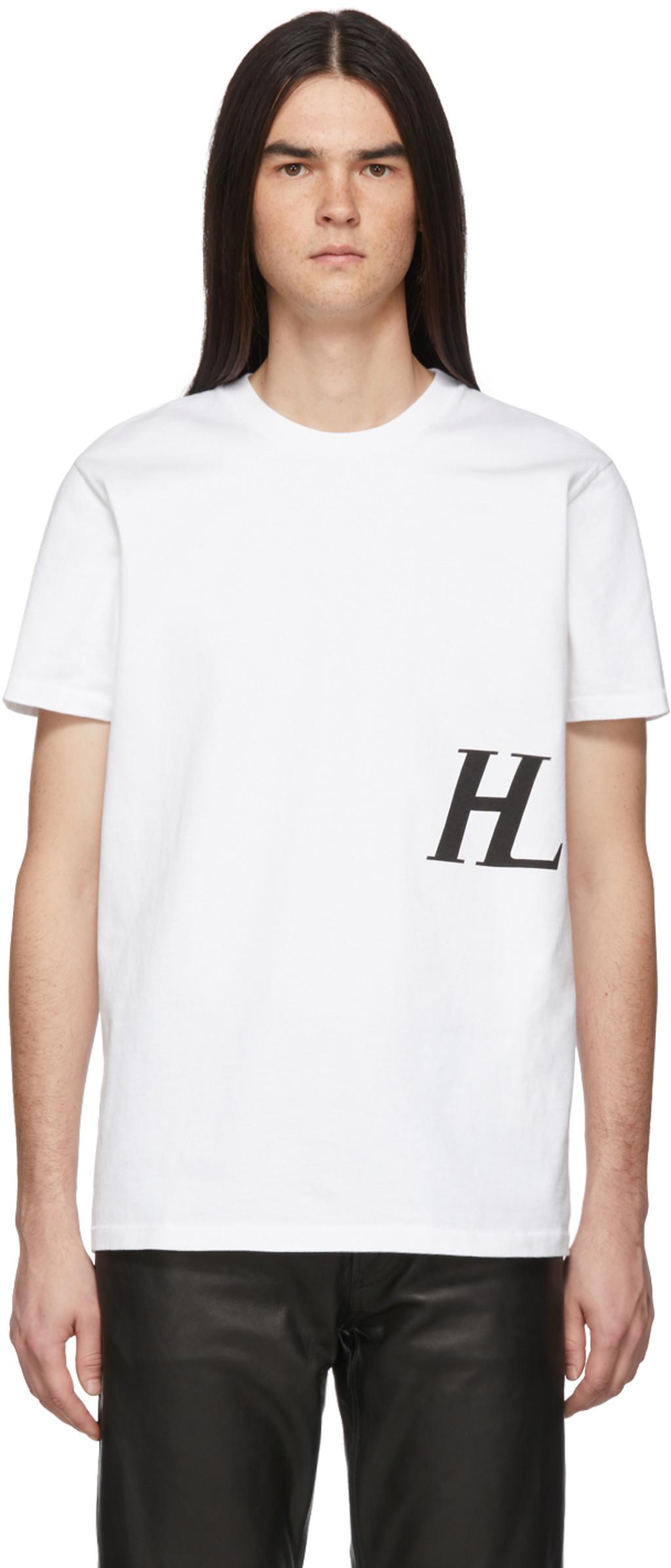 7e95164eb2 Helmut Lang t-shirts for Men | SSENSE
