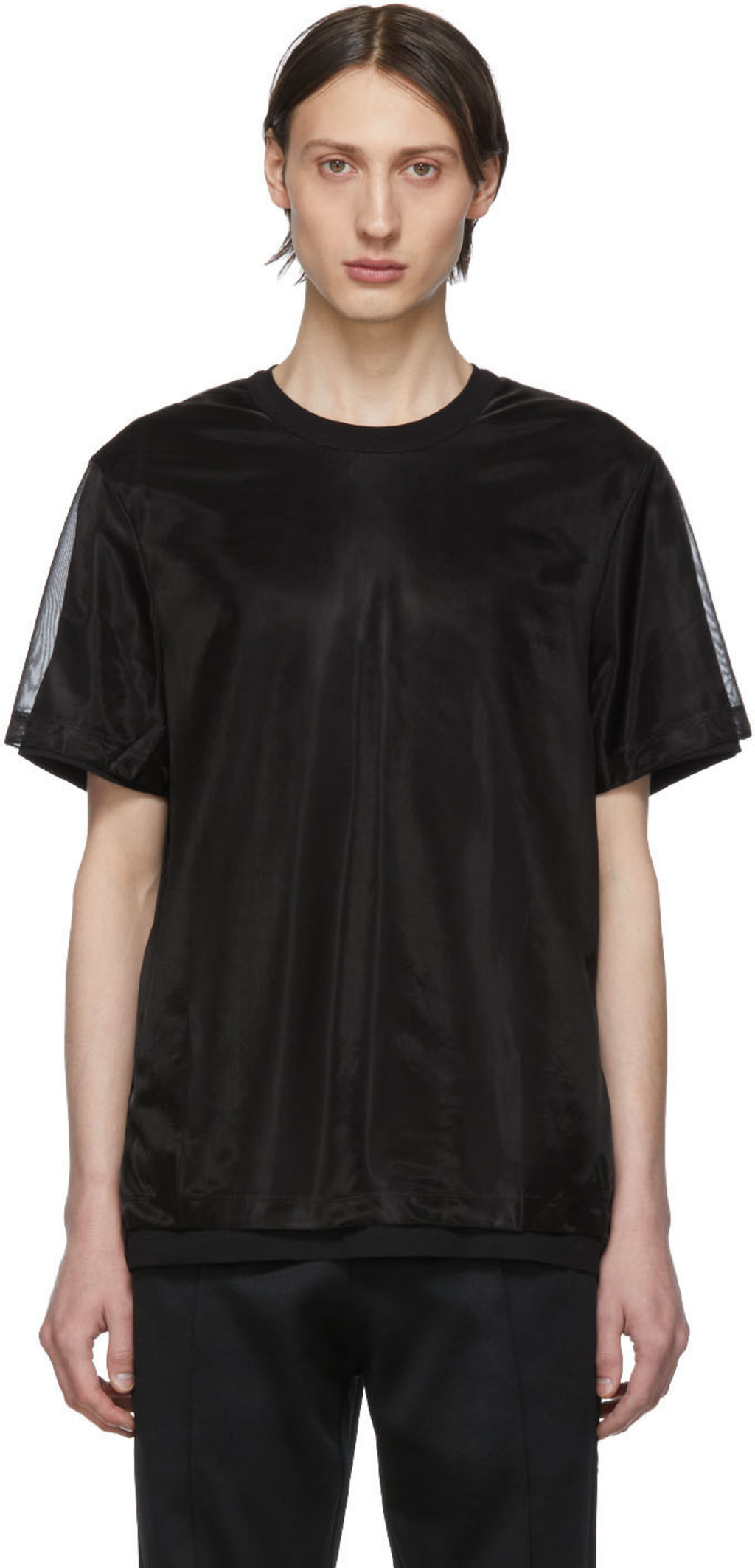 dafcdf554 Helmut Lang t-shirts for Men | SSENSE