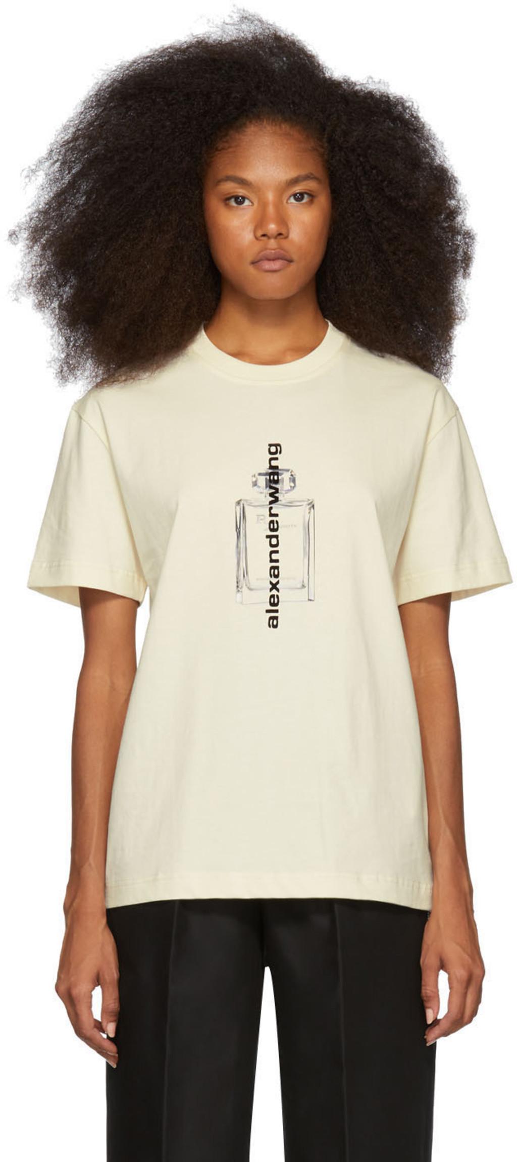 6f37dc077 Off-White Graphic T-Shirt