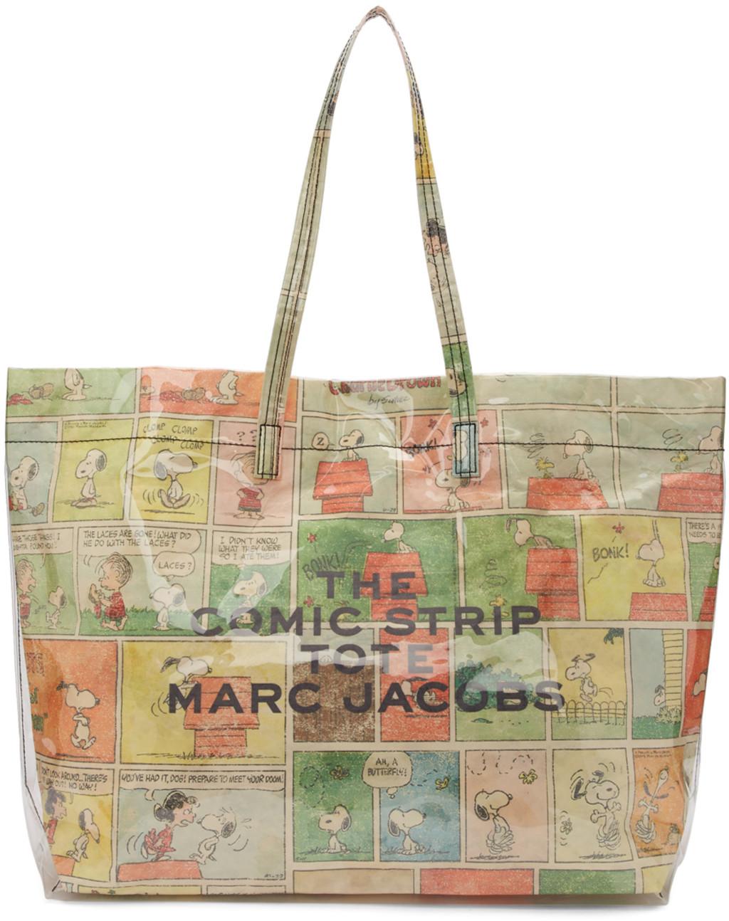 1a11422171b Multicolor Peanuts Edition 'The Comic Strip Tote' Bag