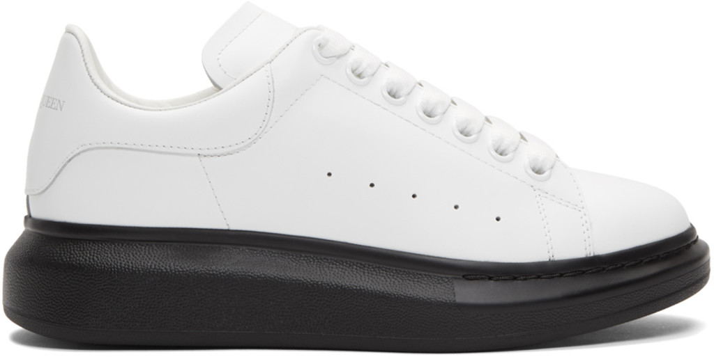 premium selection 9141d b8d34 White & Black Oversized Sneakers