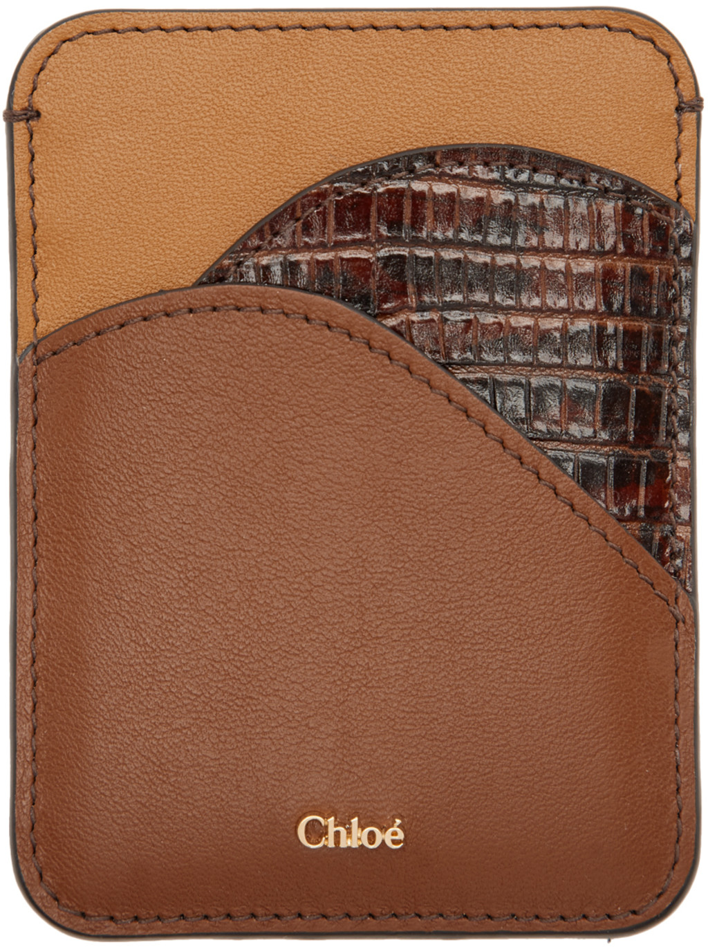763d09115f Brown Lizard Walden Card Holder