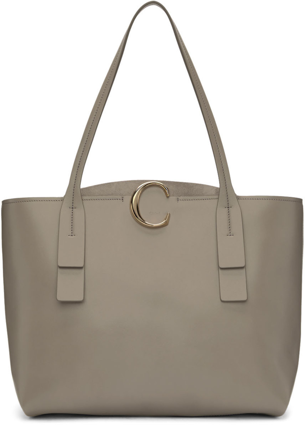 0b5081bcdf Grey Medium 'Chloe C' Tote