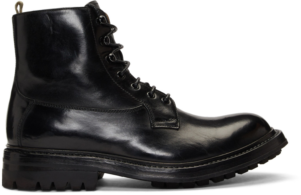 eb68f2720a7 Black Exeter 4 Boots