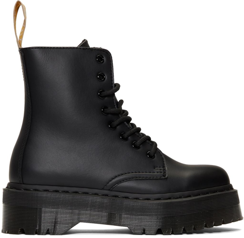 9d9dbc7055f Black Vegan Jadon II Mono Boots