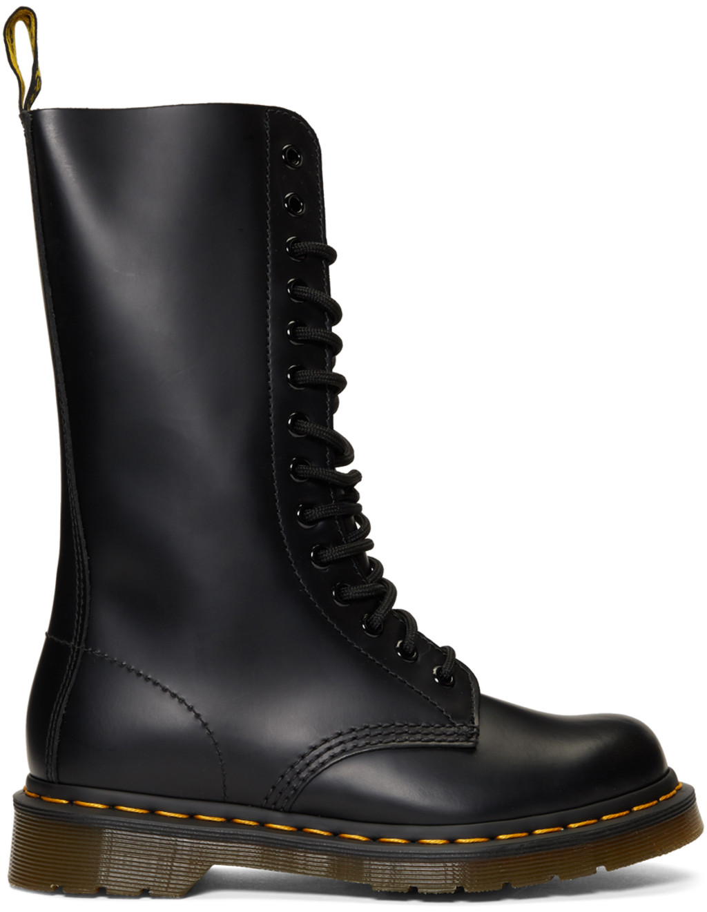 dc52d6949d3 Black 14-Eye 1914 Boots