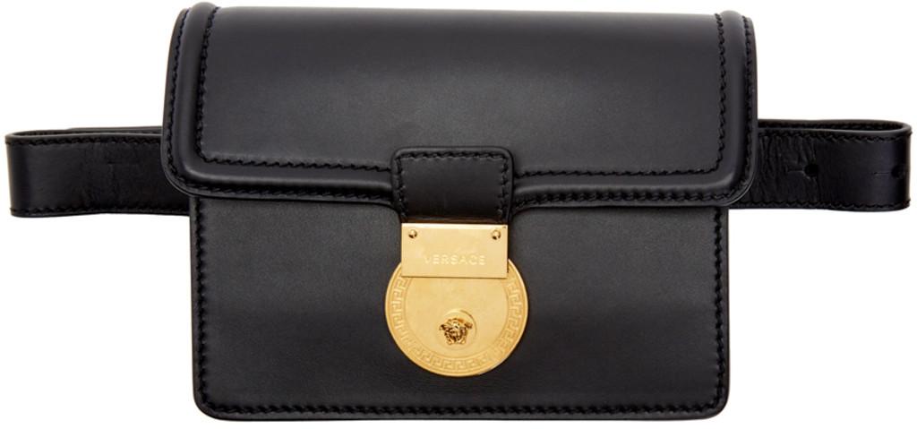39d49c0da5 Black V-Adiona Tribute Belt Bag