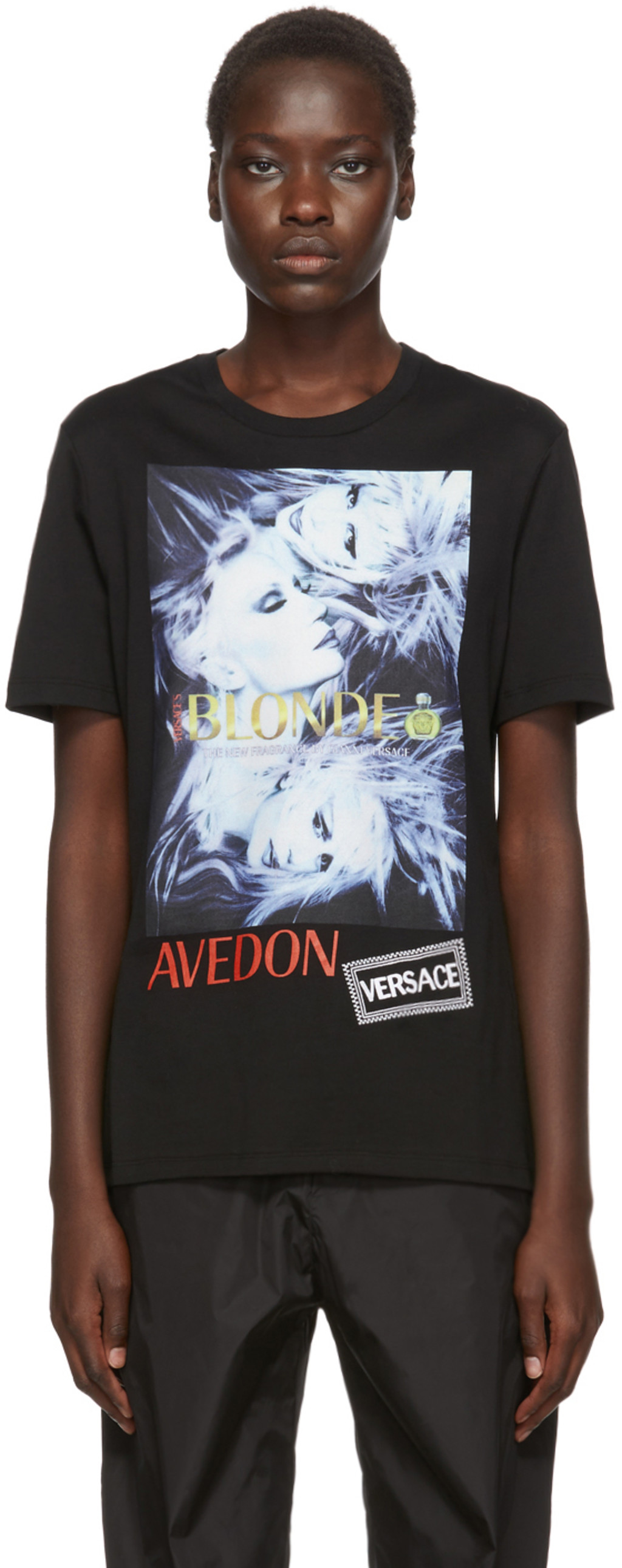d34241995e Black Richard Avedon Edition 'Blonde' T-Shirt