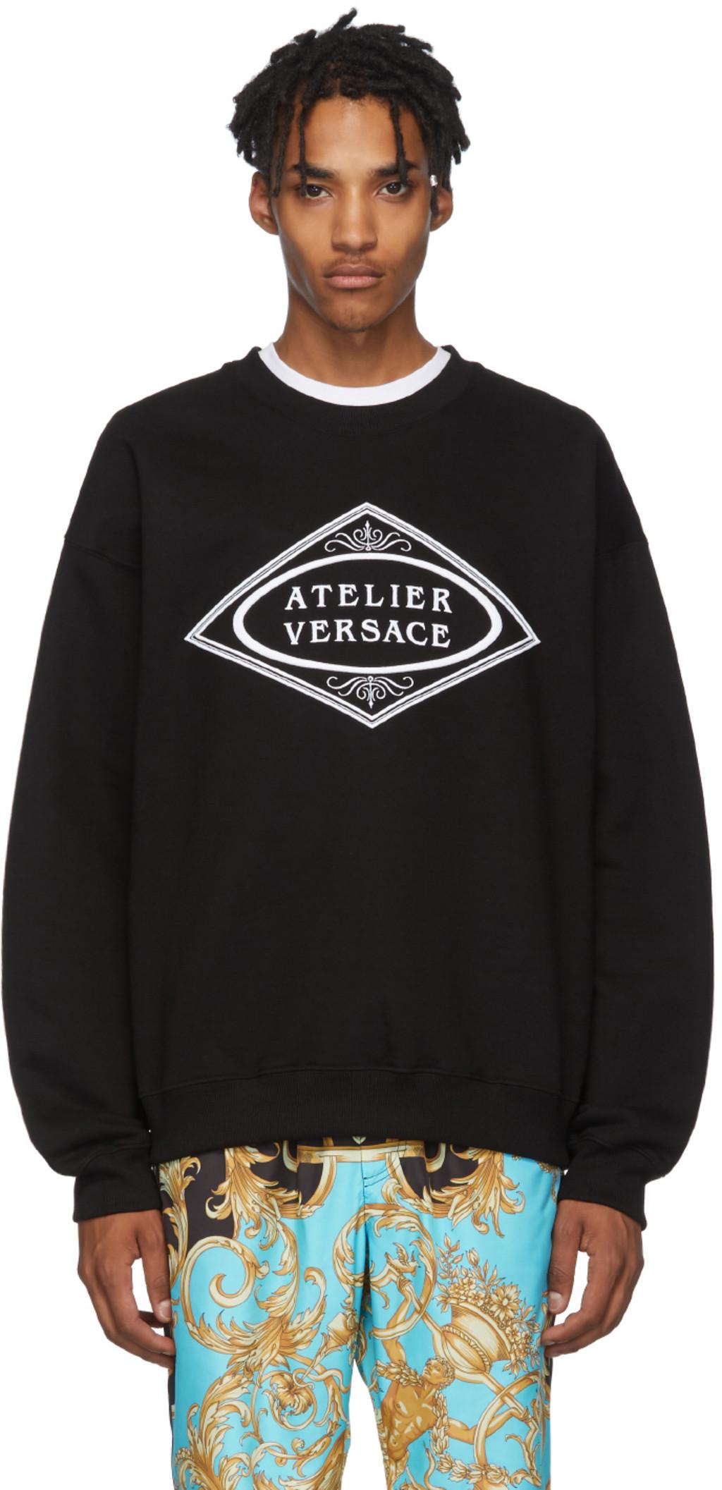 04a4ec7ff5 Black Atelier Sweatshirt