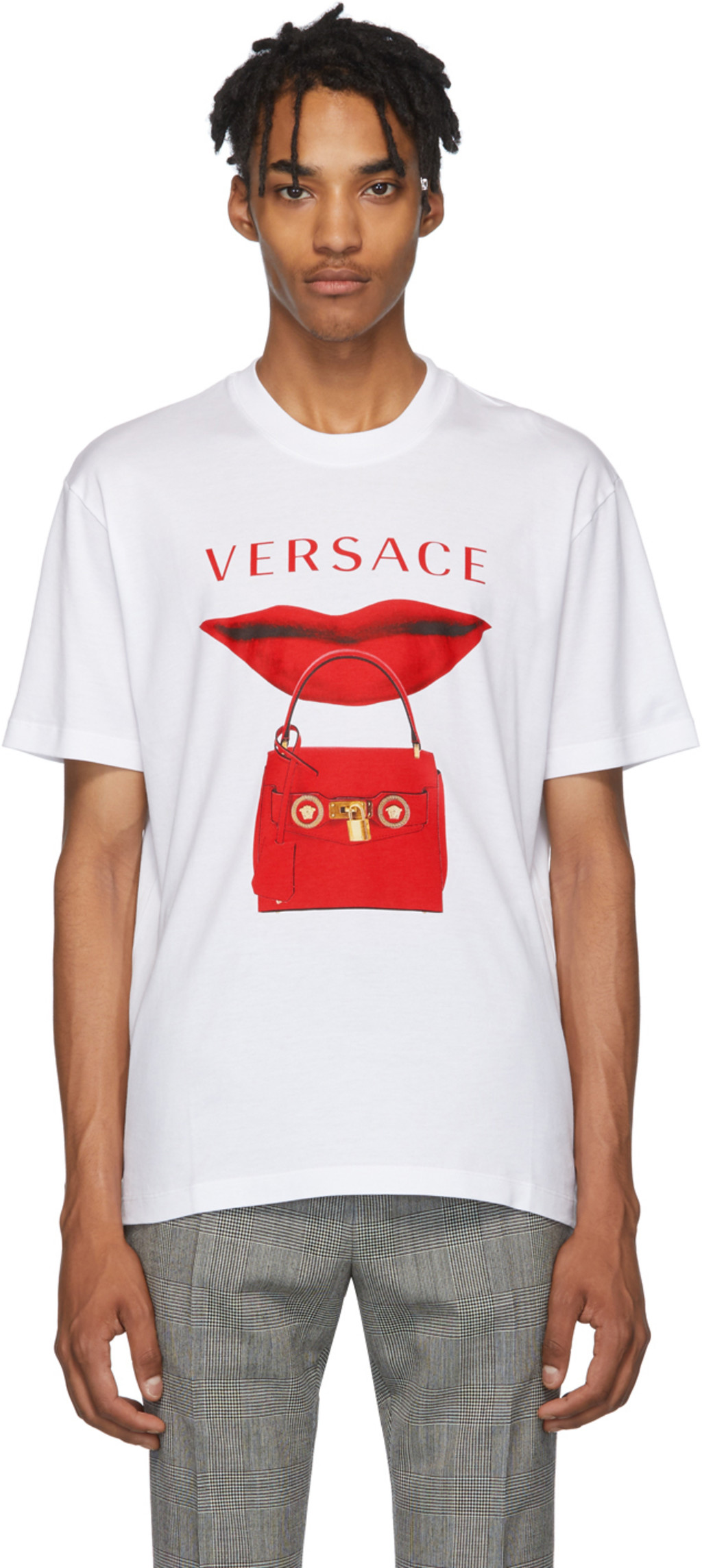 4c7f160f White Purse T-Shirt
