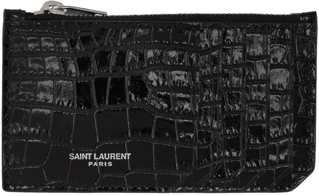 d7546670537 Saint Laurent wallets & card holders for Women | SSENSE