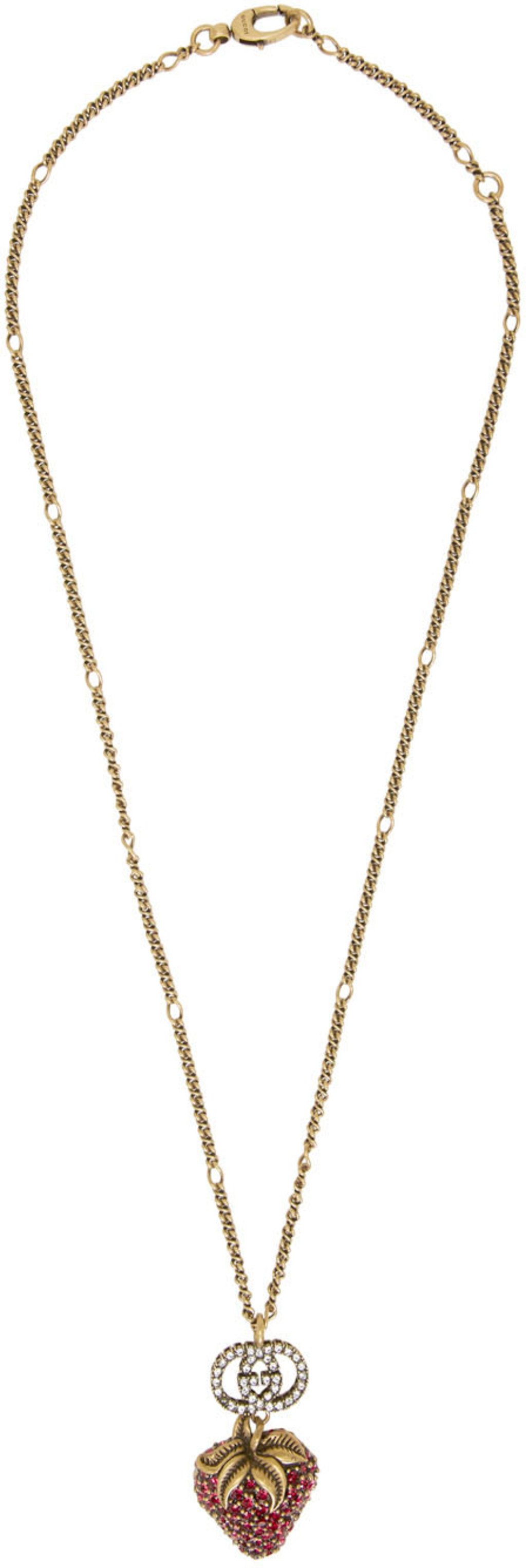 2604c2c5f Gucci jewelry for Women | SSENSE