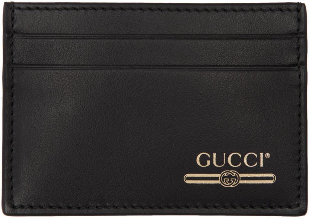 5179c49c6a Black Money Clip Card Holder