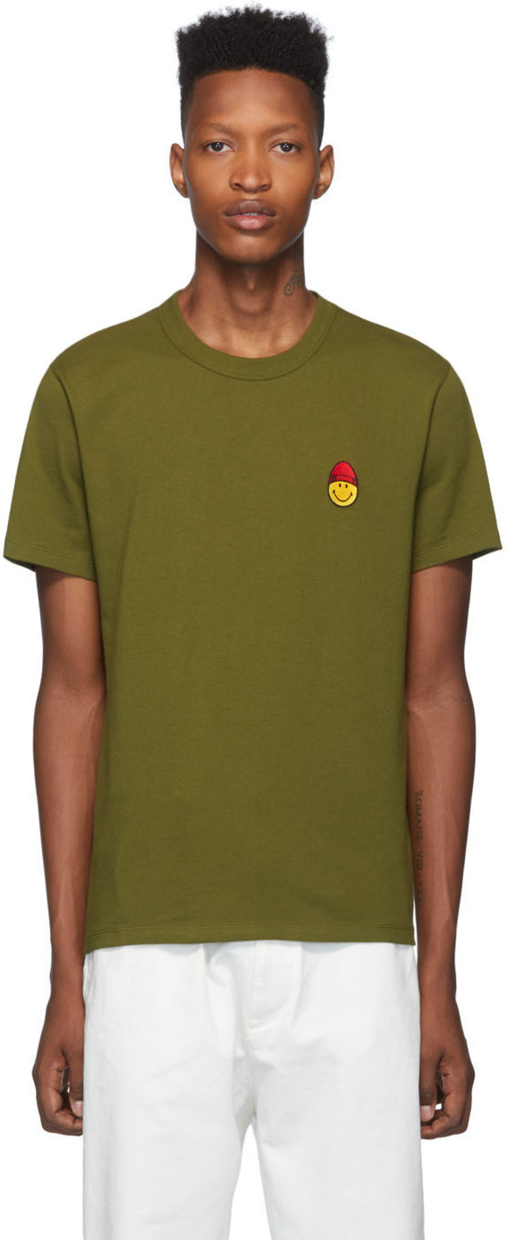 4c81650fe Green Smiley Edition T-Shirt