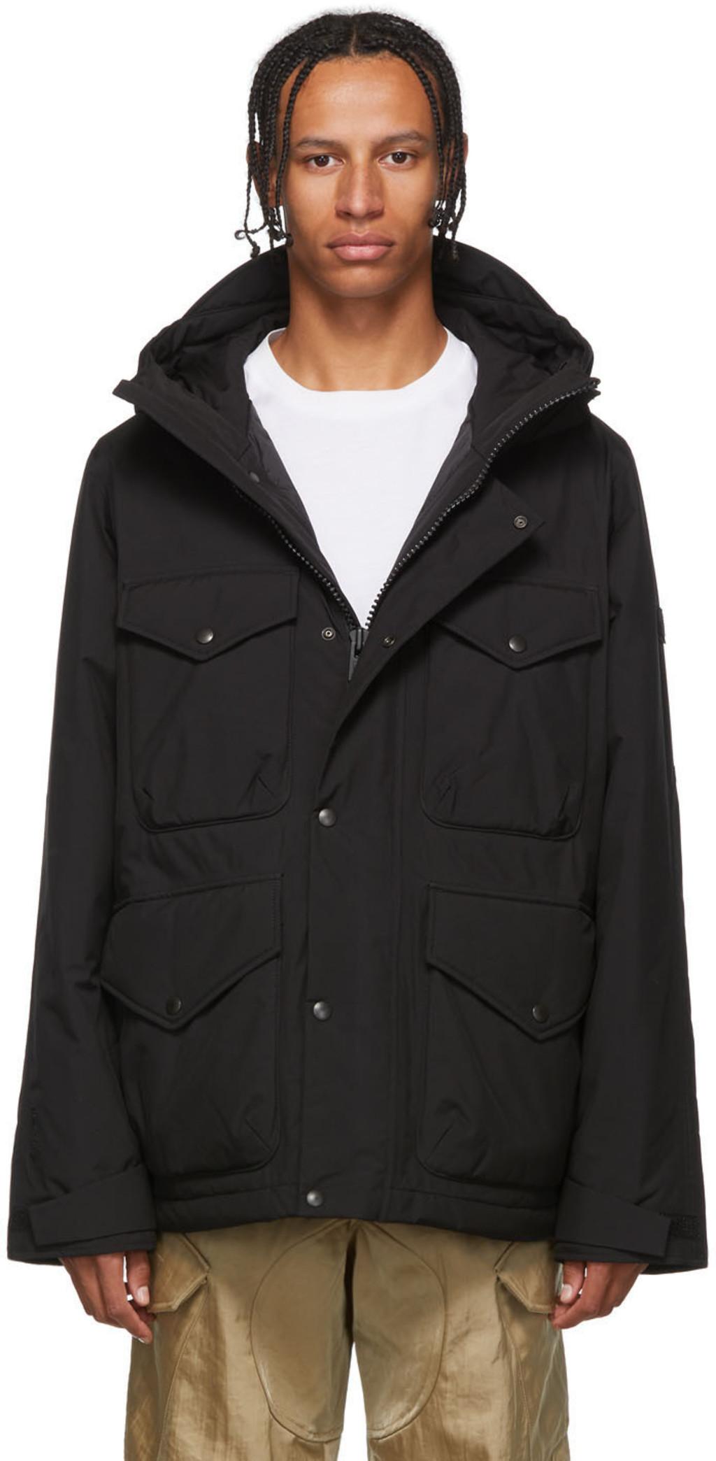 1dff01217 Black Marina Field Jacket