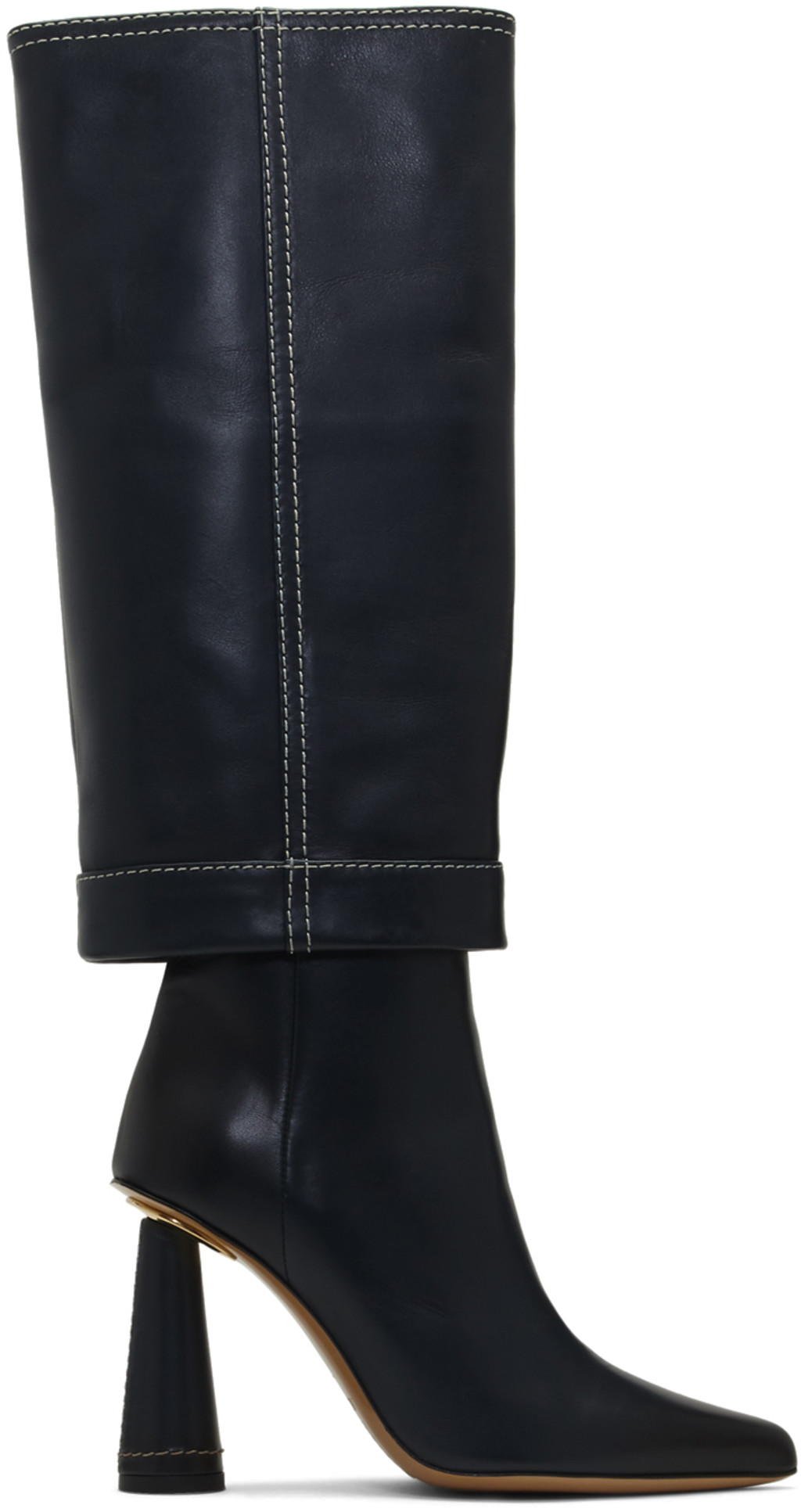 046545ffd3 Green 'Les Bottes Pantalon' Boots