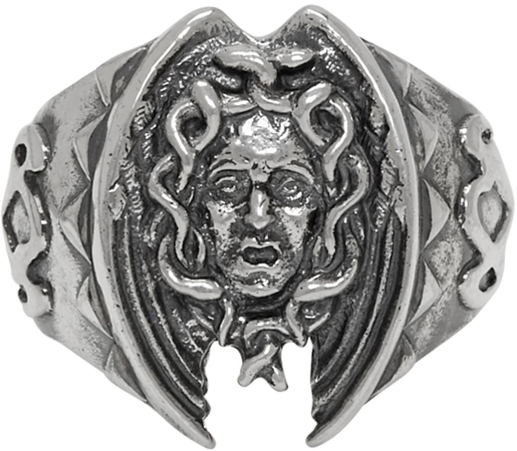 4ffba935a Designer rings for Men | SSENSE