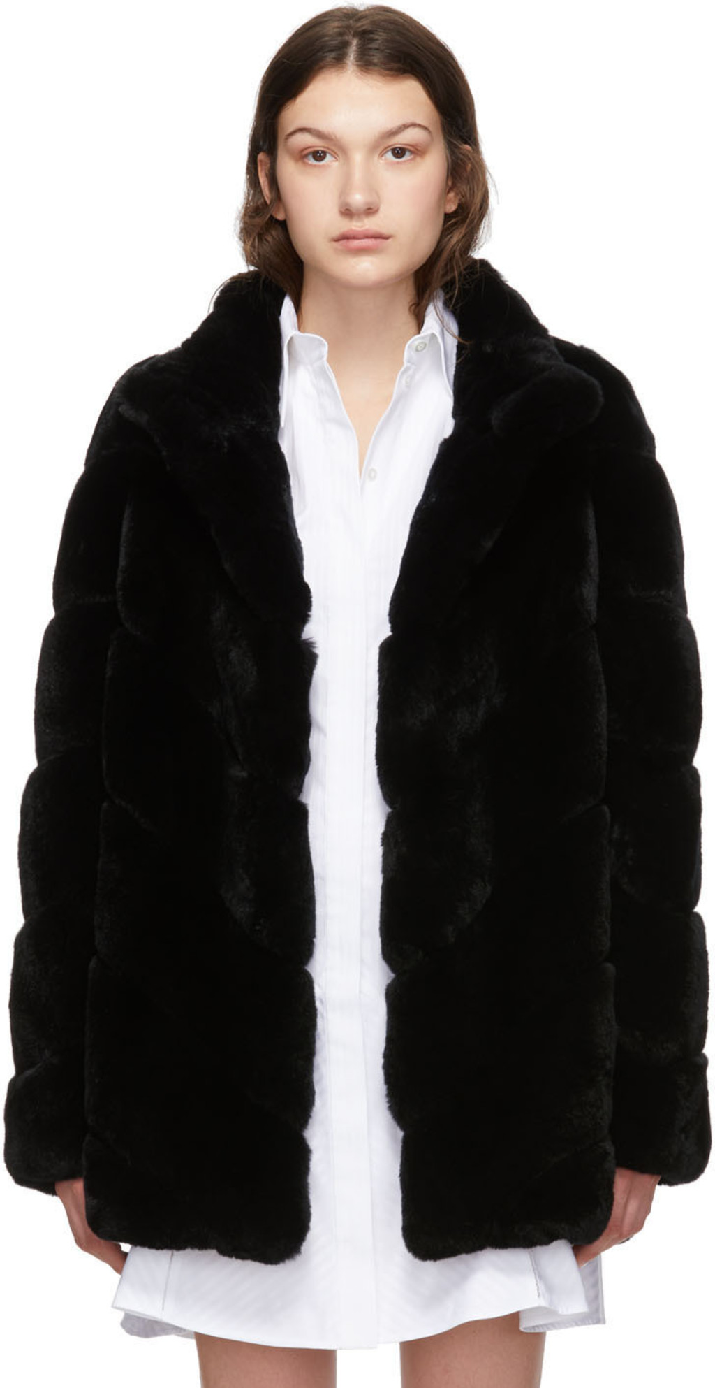 8dbf2488a Designer fur & shearling for Women | SSENSE