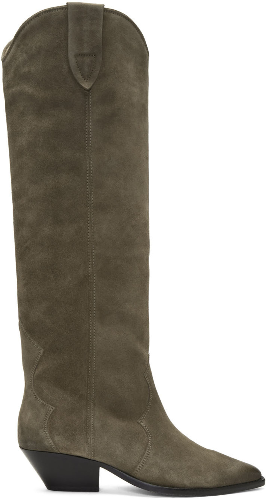 1b9d2324702 Taupe Washed Denvee Boots