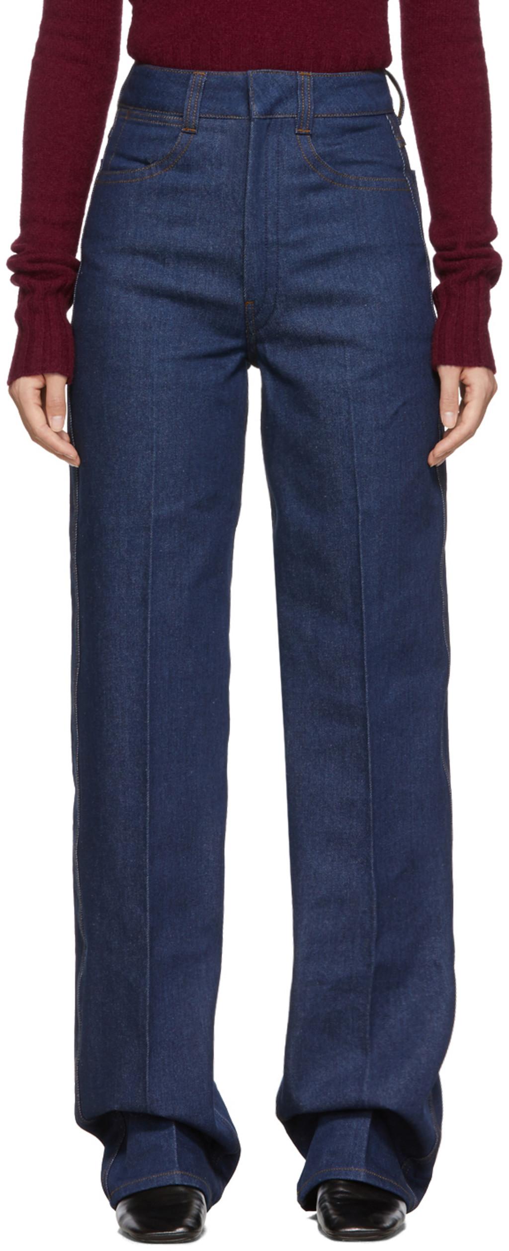 436bbf834 Indigo Denim Jeans