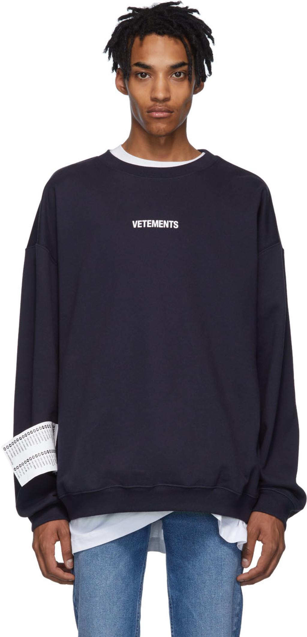 042c9f48 Vetements for Men SS19 Collection   SSENSE