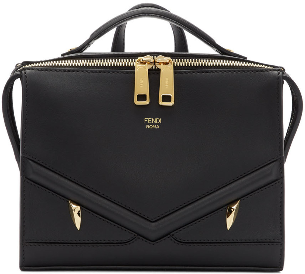 920dd5f9ed8 Black Bag Bugs Messenger Bag