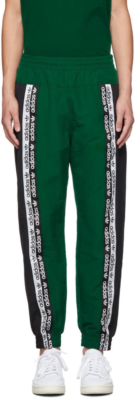 ad97135ed2 Green Vocala Track Pants