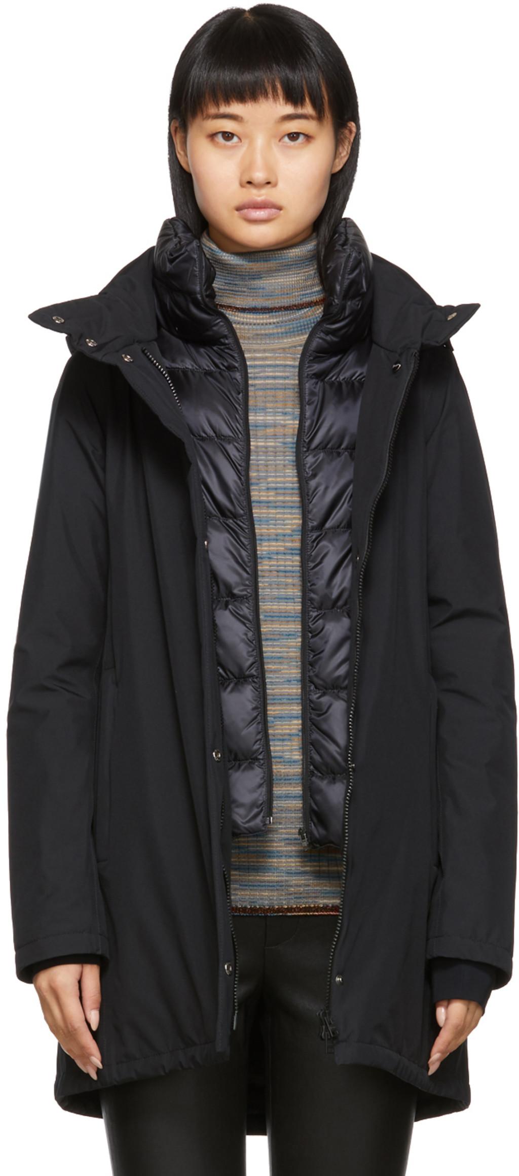 2ede23ab8 Black Down Waterproof Hilo Jacket