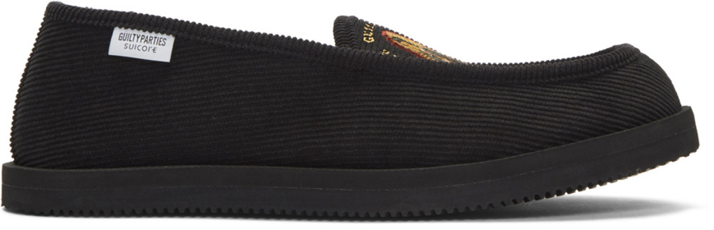 393f1a8dda587 Black Suicoke Edition Deebo Loafers
