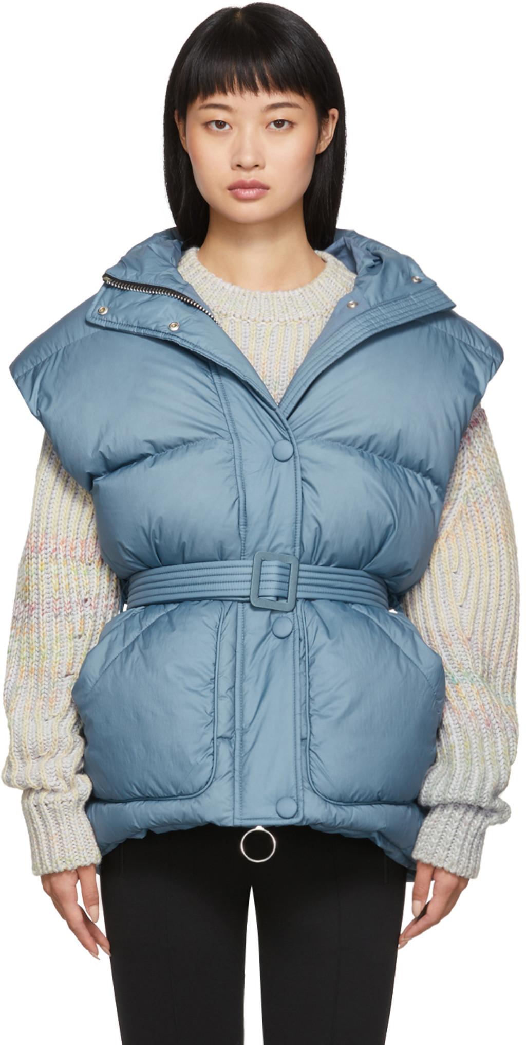2ccbd80e27f Blue Down Michlin Vest
