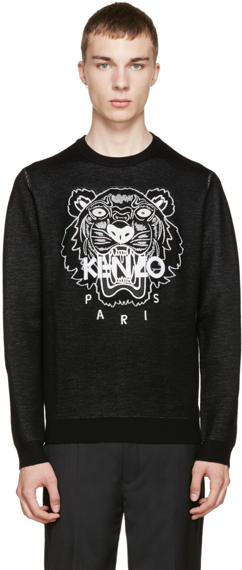 72fb5633e21f Kenzo sweaters for Men | SSENSE UK