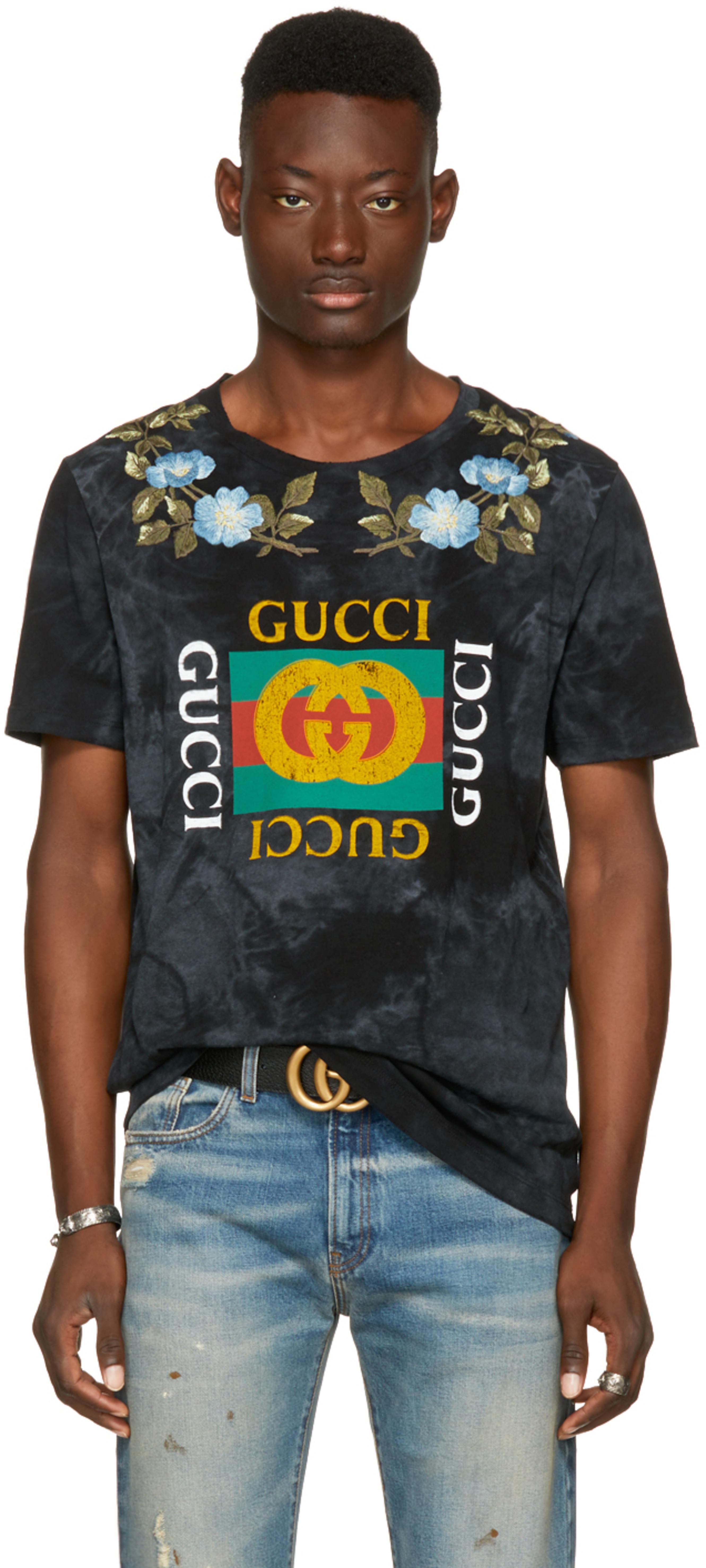 a5566567f Gucci t-shirts for Men | SSENSE
