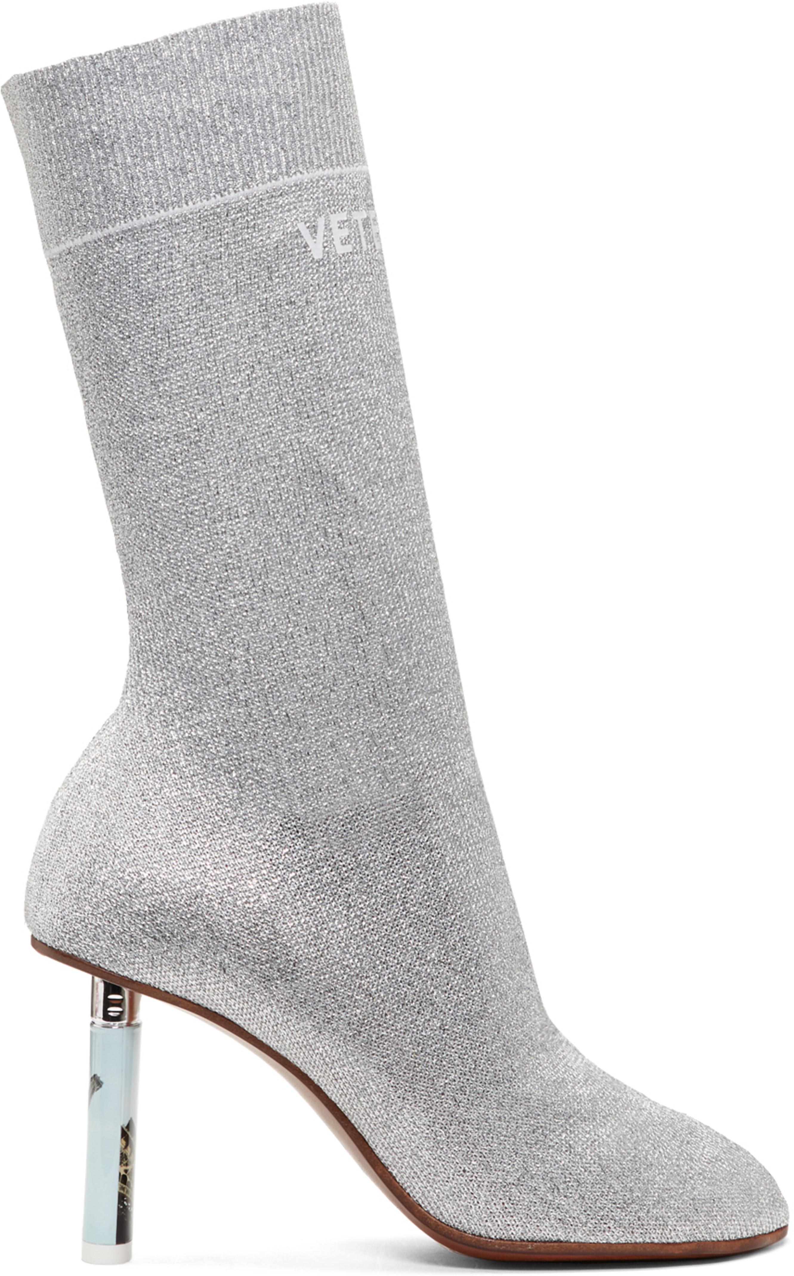 f36556a0fe Vetements boots for Women | SSENSE